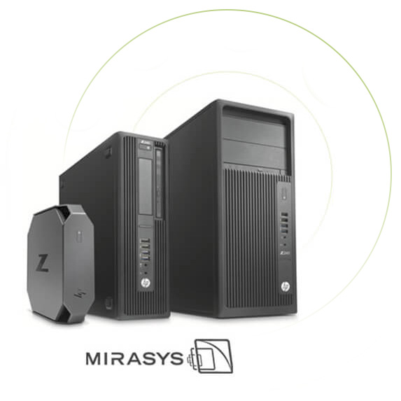 MIRASYS iVMS Entegra N2000